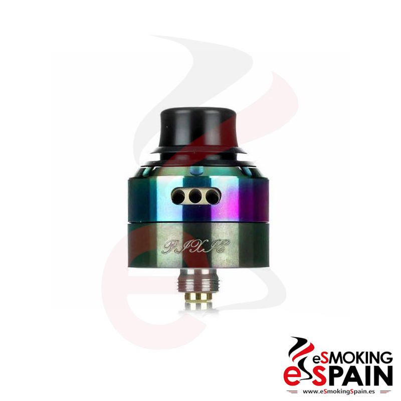 Vapefly Pixie RDA 22mm Rainbow