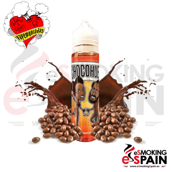 Liquido Vapemoniadas Chocohuete 50ml 0mg