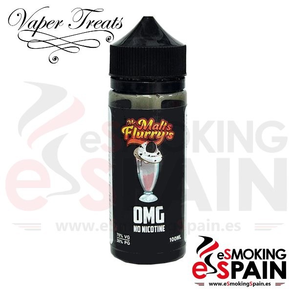 Liquido Vaper Treats Mr. Malts Flurry's 100ml