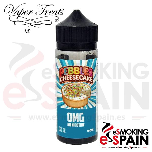 Liquido Vaper Treats Pebbles Cheesecake 100ml