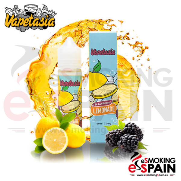 Vapetasia Blackberry Lemonade 50ml 0mg