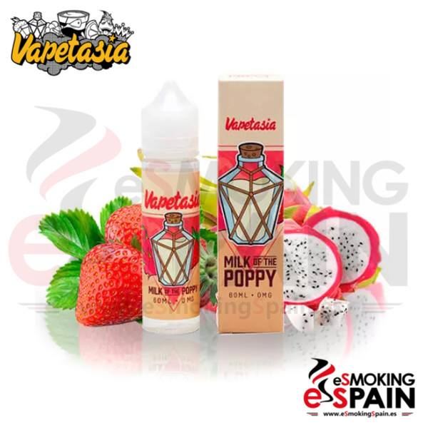 Vapetasia Milk Of The Poppy 50ml 0mg