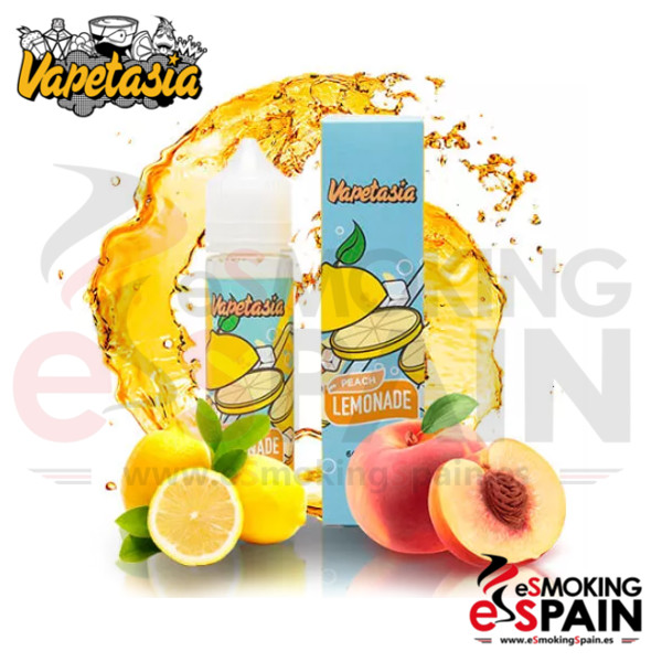 Vapetasia Peach Lemonade 50ml 0mg