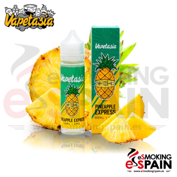 Vapetasia Pineapple Express 50ml 0mg