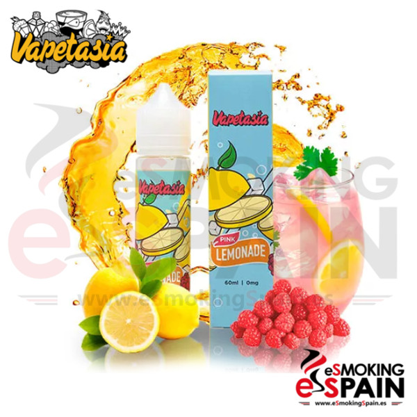 Vapetasia Pink Lemonade 50ml 0mg