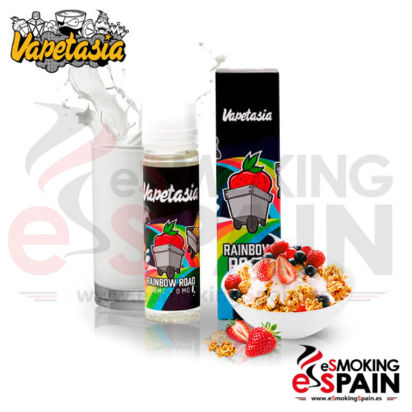 Vapetasia Rainbow Road 50ml 0mg