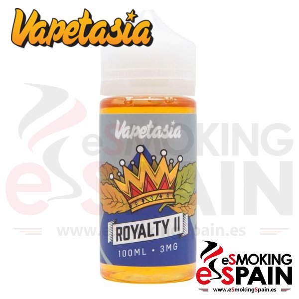 Vapetasia e-líquido Royalty II 100ml