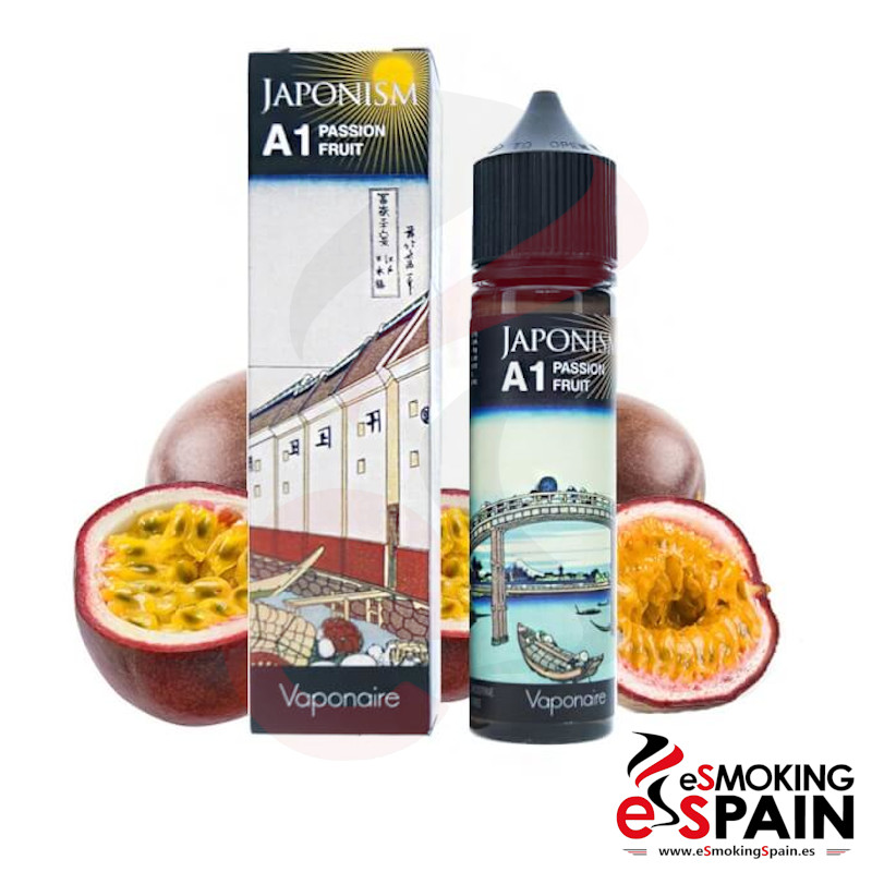 Vaponaire Passion Fruit 50ml 0mg