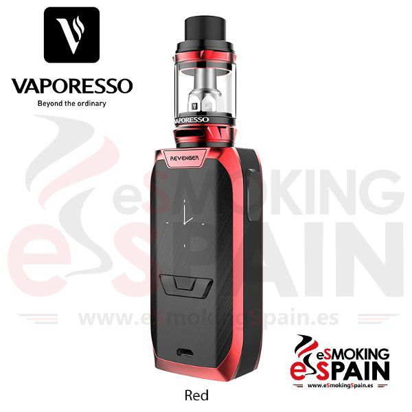 Vaporesso Revenger Kit Red + NRG Mini Tank