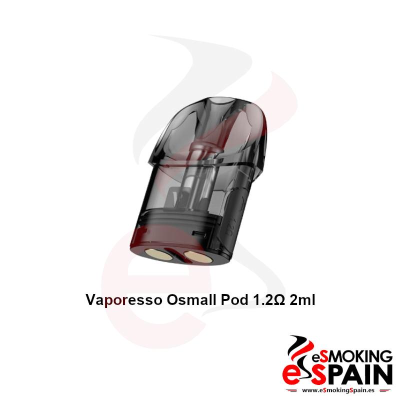 Cardrige Pod Vaporesso Osmall 1,2 Ohm 2ml