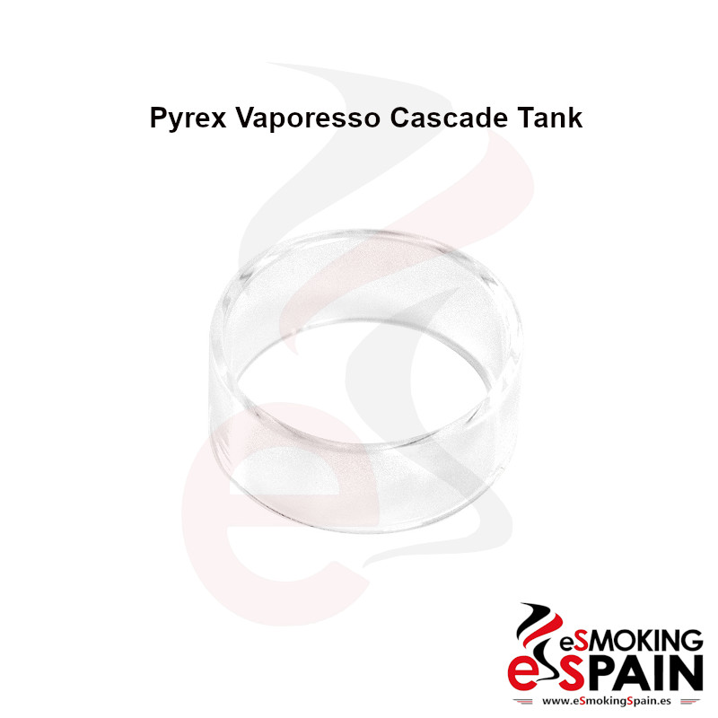 "Pyrex Vaporesso Cascade Tank <img src=""includes/languages/english/images/buttons/icon_newarrival.gif"" border=""0"" alt=""New : Pyrex Vaporesso Cascade Tank"" title="" New : Pyrex Vaporesso Cascade Tank "">"