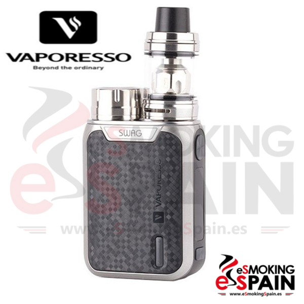 Vaporesso Swag Black + NRG SE Tank 2ml