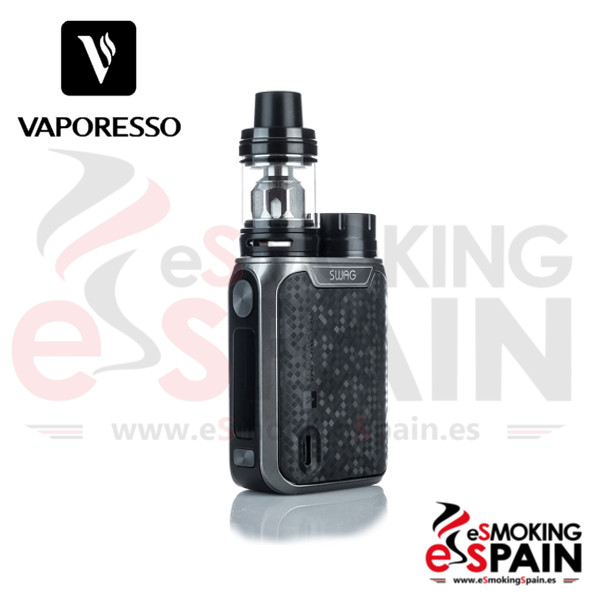 Vaporesso Swag Kit Full Black + NRG SE Tank 2ml