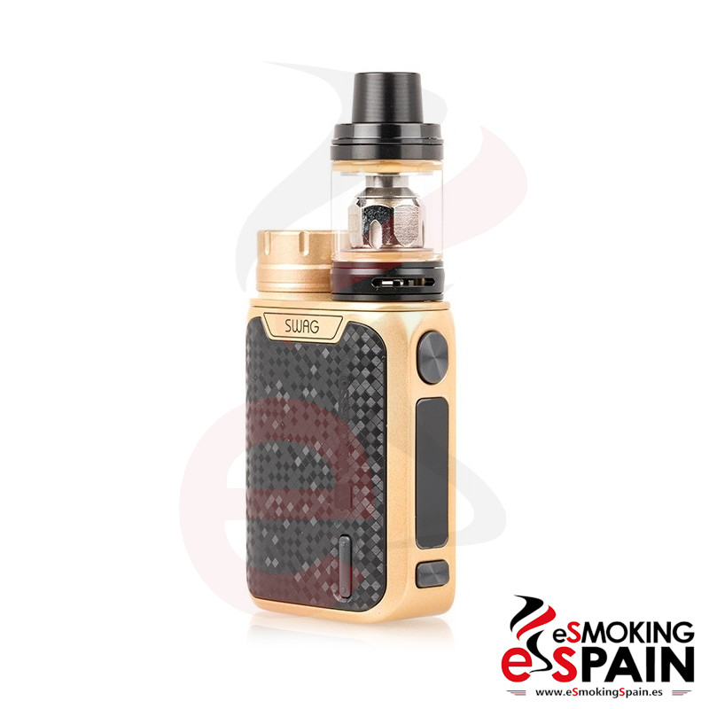 Vaporesso Swag Kit Matte Gold + NRG SE Tank 2ml