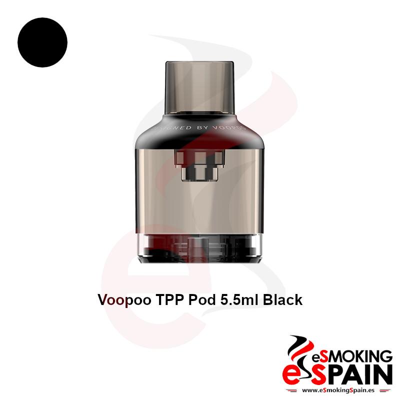 Voopoo TPP Pod 5.5ml Black Vacio