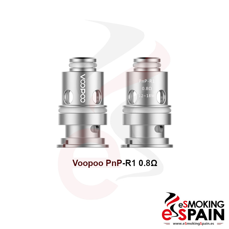 Voopoo PnP-R1 0.8ohm