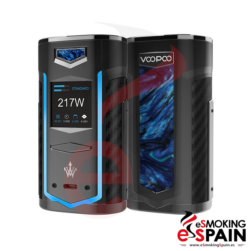 Voopoo X217 Box Mod Prussian Blue