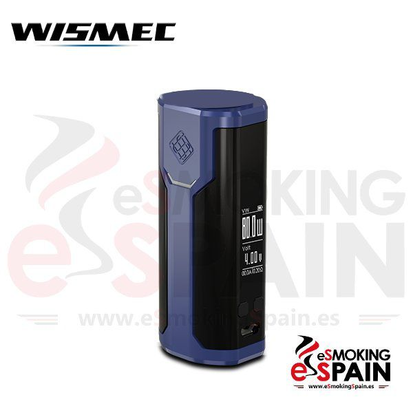 Wismec Sinuous P80 Blue