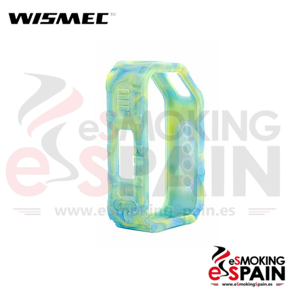 Wismec Active Silicone Case Blue