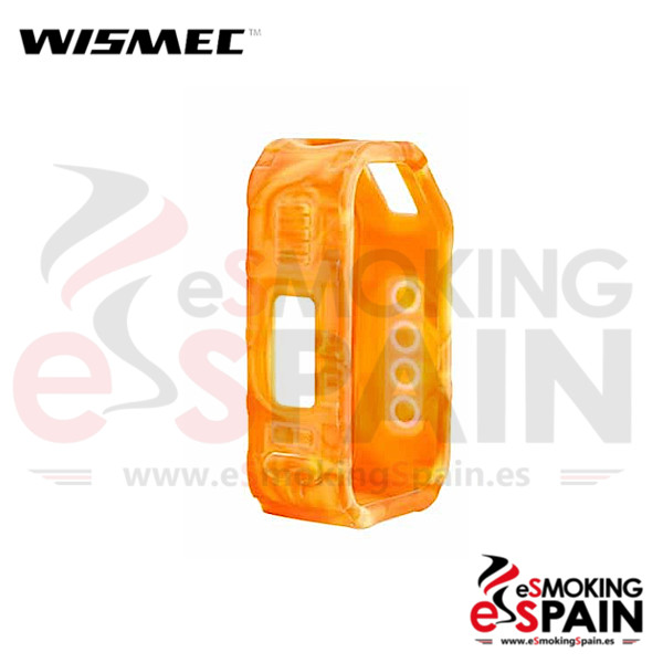 Wismec Active Silicone Case Orange