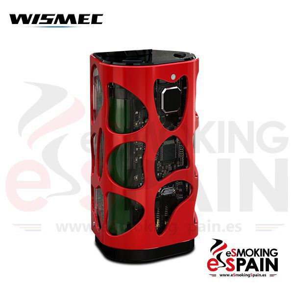Wismec Exo Skeleton ES300 Red