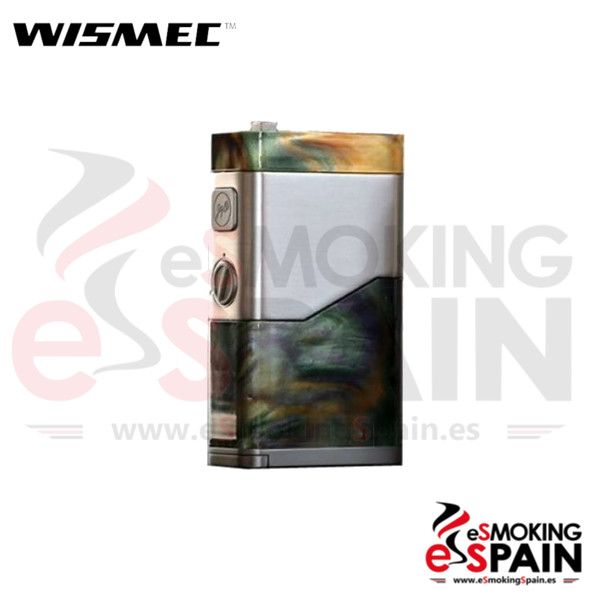 Wismec Luxotic NC 250W Green Resin
