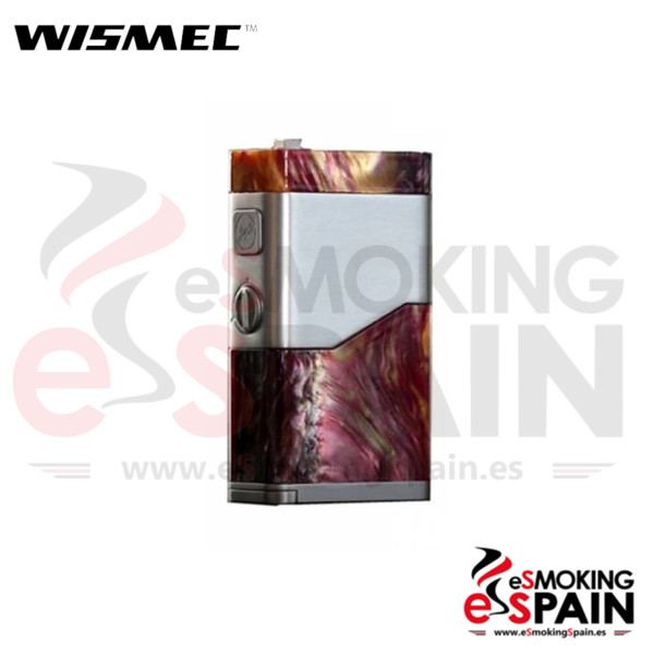 Wismec Luxotic NC 250W Red Resin