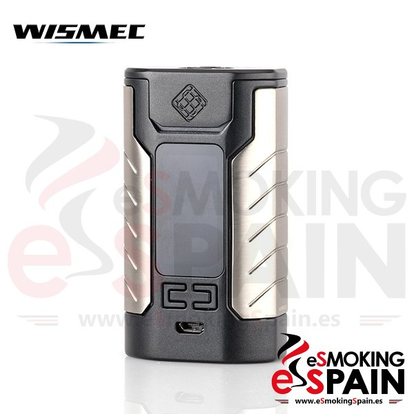 Wismec Sinuous FJ 200W Black