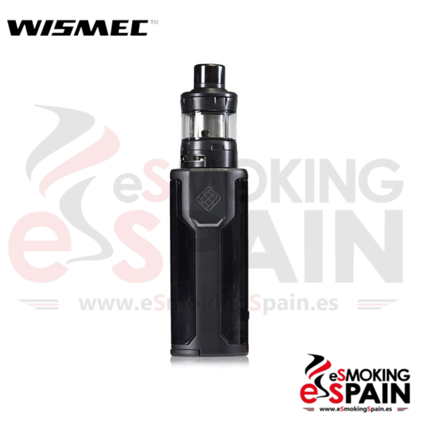 Kit Wismec Sinuous P80 Black + Elabo Mini