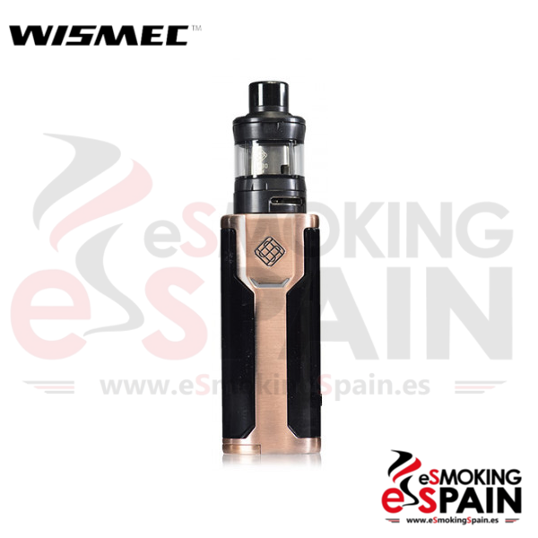 Kit Wismec Sinuous P80 Bronce + Elabo Mini