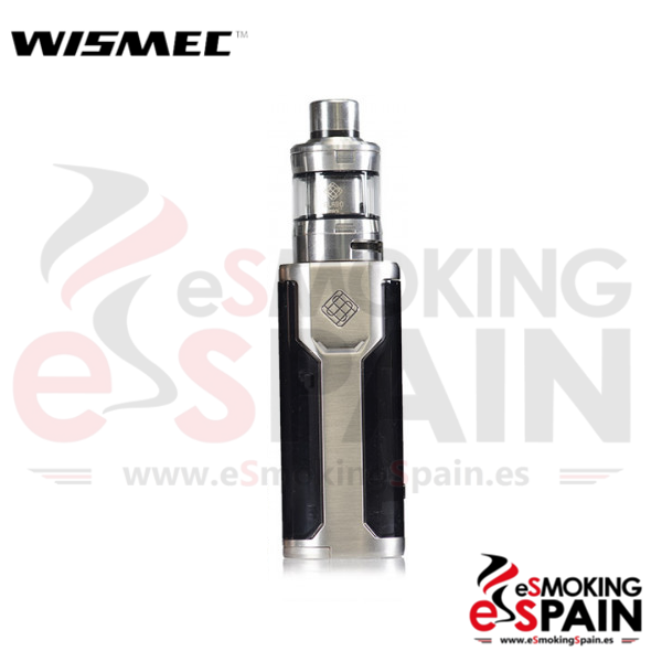 Kit Wismec Sinuous P80 Silver + Elabo Mini