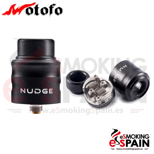 Wotofo Nudge RDA 24 Black