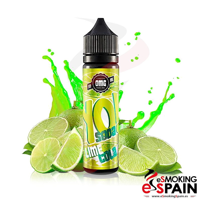 Yo Soda Lime Cola 50ml 0mg
