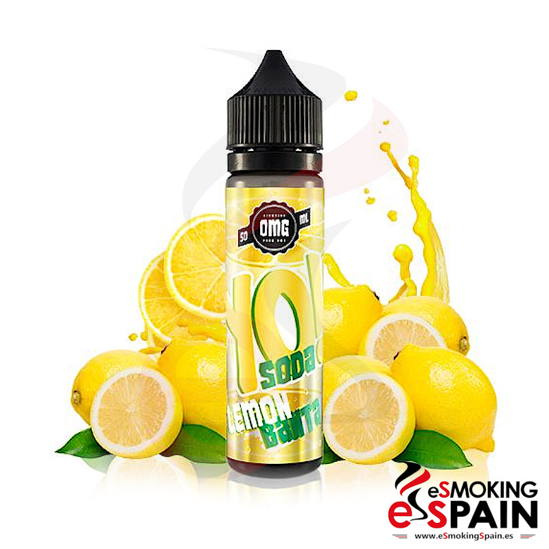 Yo Soda Lemon Banta 50ml 0mg