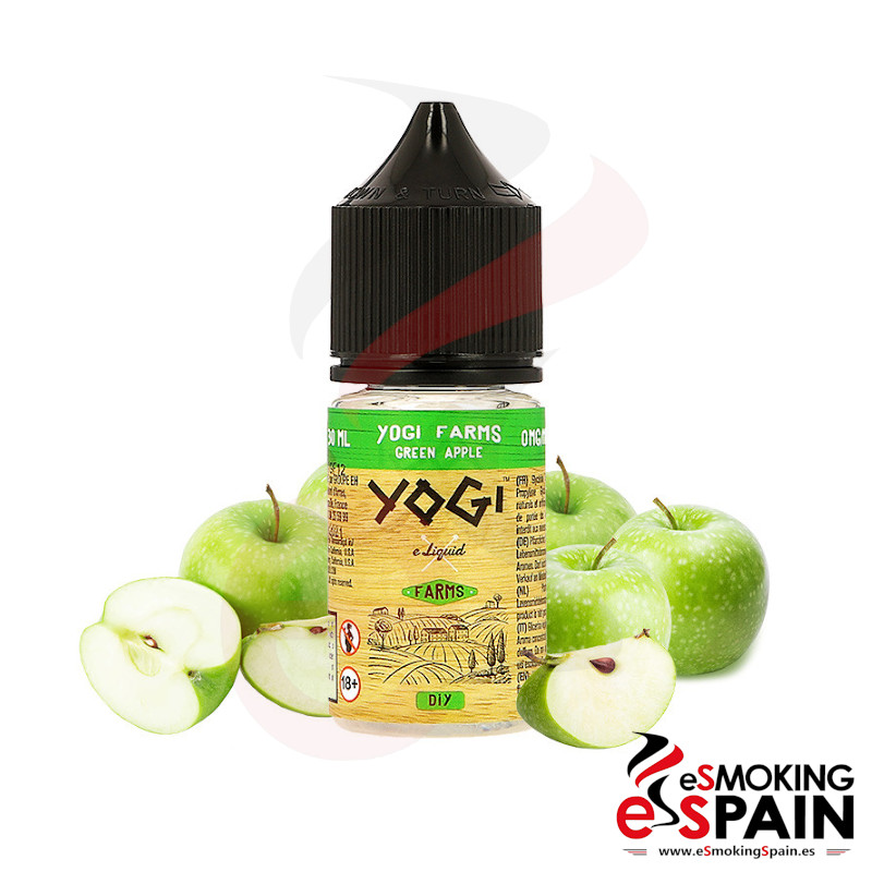 Aroma Yogi Farms Green Apple 30ml