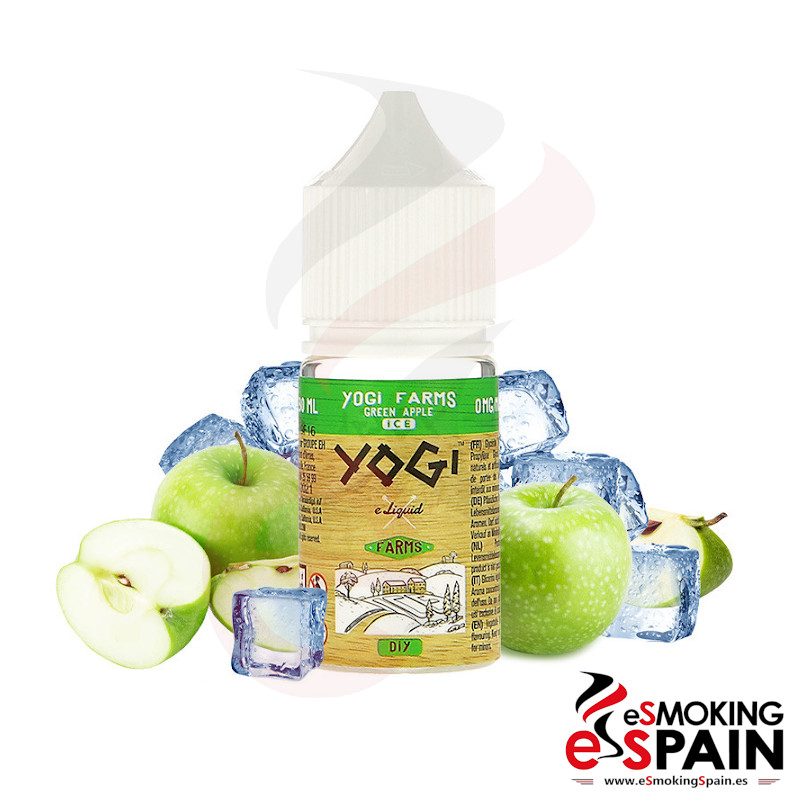 Aroma Yogi Farms Green Apple Ice 30ml
