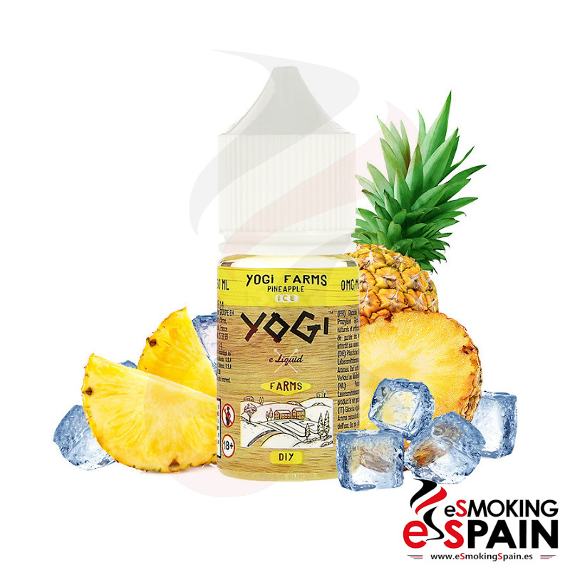 Aroma Yogi Farms Pineapple Ice 30ml