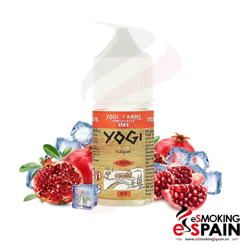 Aroma Yogi Farms Pomegranate Ice 30ml