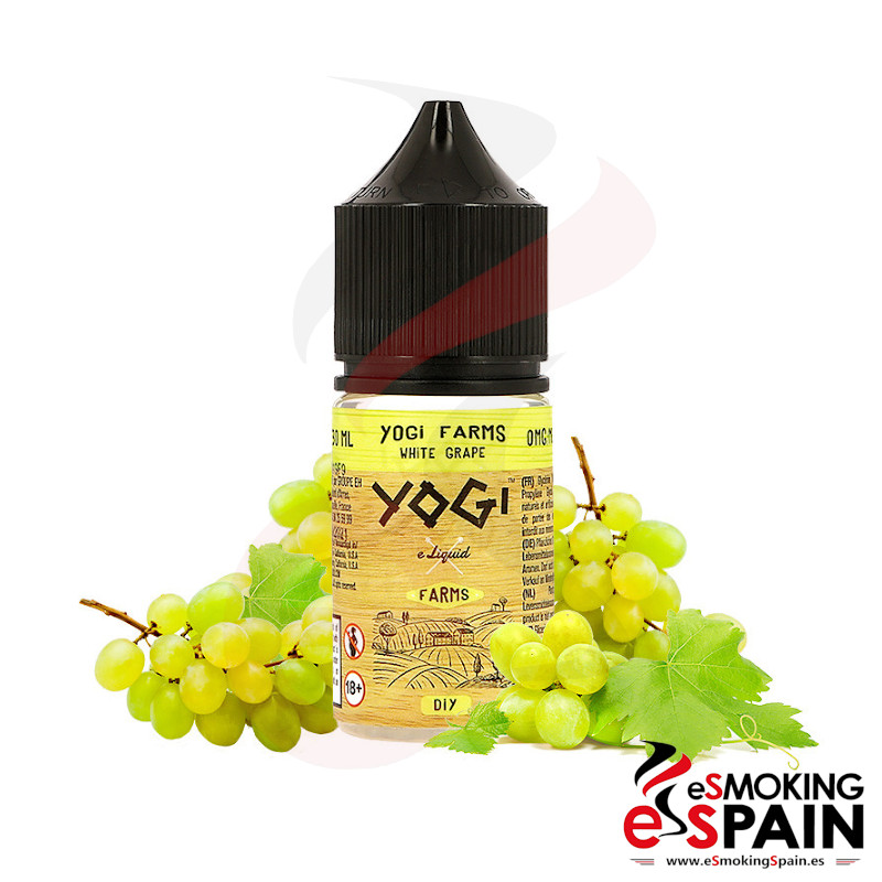 Aroma Yogi Farms White Grape 30ml