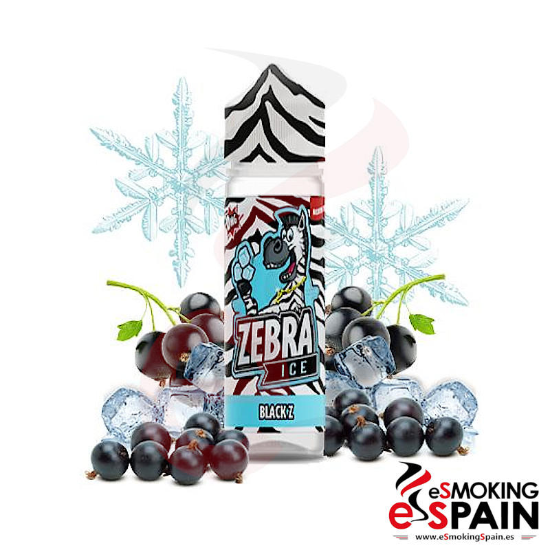Zebra Juice Ice Black Z 50ml 0mg