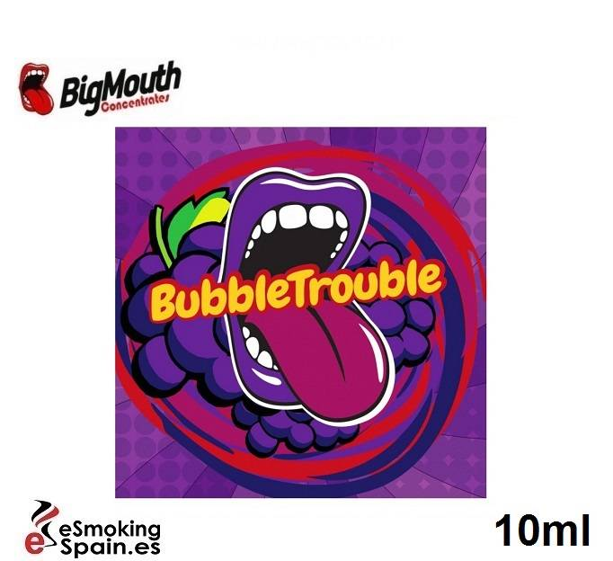 Aroma Big Mouth Bubble Trouble 10ml