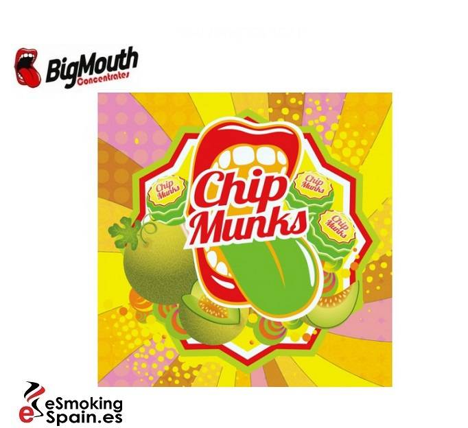 Aroma Big Mouth CHIP MUNKS 30ml