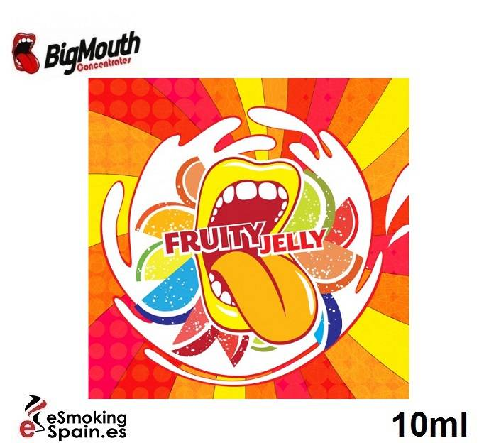 Aroma Big Mouth FRUITY JELLY 10ml