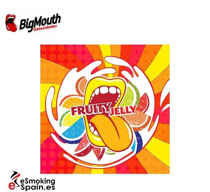 Aroma Big Mouth FRUITY JELLY 30ml