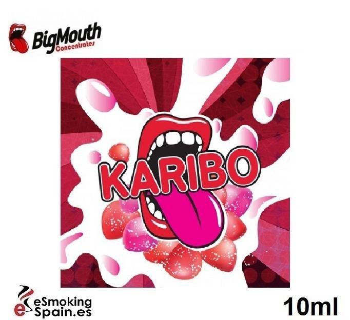 Aroma Big Mouth KARIBO 10ml
