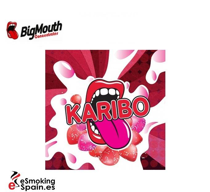 Aroma Big Mouth KARIBO 30ml