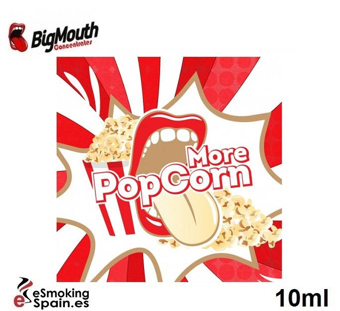 Aroma Big Mouth MORE POPCORN 10ml