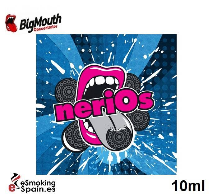 Aroma Big Mouth NERIOS 10ml