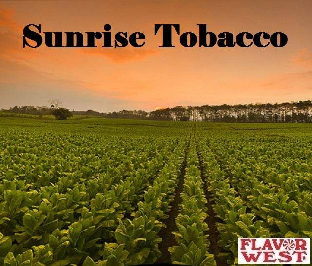 Aroma FLAVOR WEST Sunrise Tobacco 10ml (nº134)