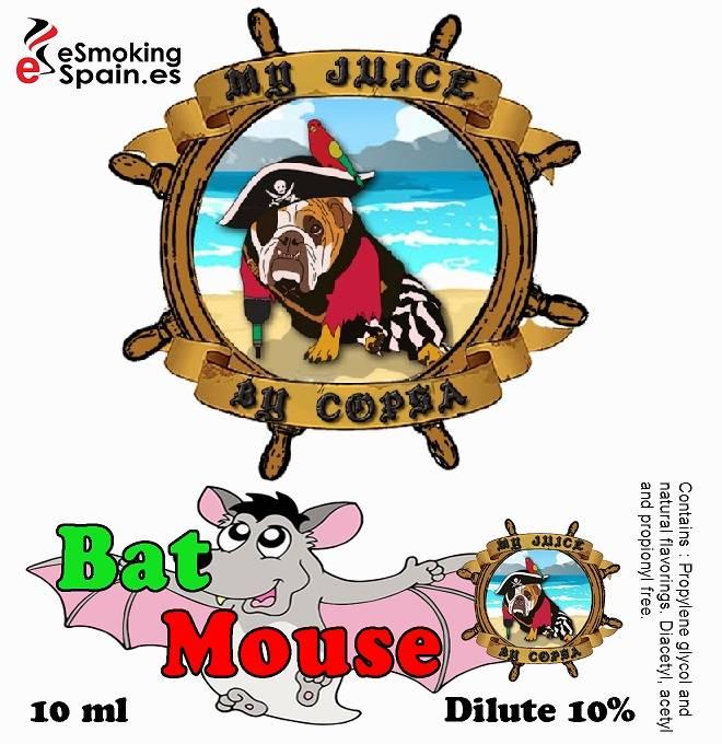 Flavour Aroma My Juice By Copsa Bat Mouse (nº6)